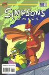 Cover for Simpsons Comics (Bongo, 1993 series) #31
