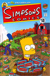 Cover for Simpsons Comics (Bongo, 1993 series) #50