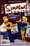 Cover for Simpsons Comics (Bongo, 1993 series) #58