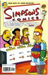 Cover for Simpsons Comics (Bongo, 1993 series) #68