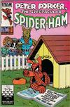 Cover Thumbnail for Peter Porker, the Spectacular Spider-Ham (1985 series) #10 [Direct Edition]