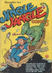 Cover Thumbnail for Jingle Jangle Comics (Eastern Color, 1942 series) #6