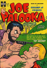 Cover Thumbnail for Joe Palooka Comics (Harvey, 1945 series) #83