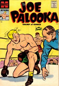 Cover Thumbnail for Joe Palooka Comics (Harvey, 1945 series) #89