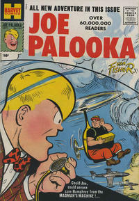 Cover Thumbnail for Joe Palooka Comics (Harvey, 1945 series) #102