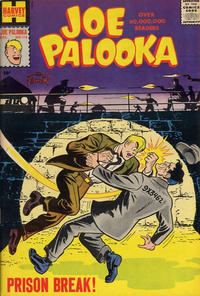 Cover Thumbnail for Joe Palooka Comics (Harvey, 1945 series) #113