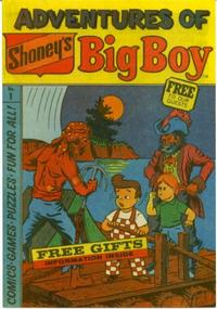 Cover for Adventures of Big Boy (1976 series) #1