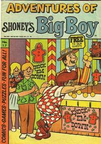 Cover for Adventures of Big Boy (Paragon Products, 1976 series) #17
