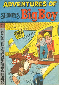 Cover Thumbnail for Adventures of Big Boy (Paragon Products, 1976 series) #30