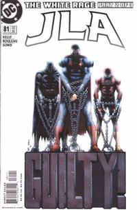 Cover Thumbnail for JLA (DC, 1997 series) #81