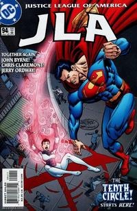 Cover for JLA (DC, 1997 series) #94