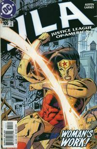 Cover Thumbnail for JLA (DC, 1997 series) #105