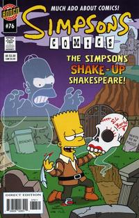 Cover Thumbnail for Simpsons Comics (Bongo, 1993 series) #76