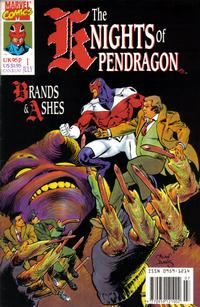 Cover Thumbnail for The Knights of Pendragon (Marvel UK, 1990 series) #1
