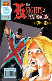 Cover Thumbnail for The Knights of Pendragon (Marvel UK, 1990 series) #8