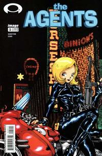 Cover for The Agents (Image, 2003 series) #5