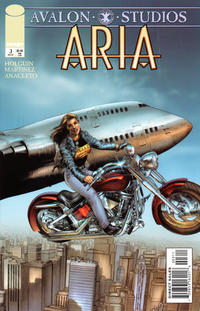 Cover Thumbnail for Aria (Image, 1999 series) #3