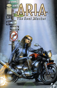 Cover Thumbnail for ARIA: The Soul Market (Image, 2001 series) #3