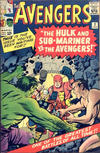 Cover for The Avengers (1963 series) #3
