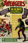 Cover for The Avengers (Marvel, 1963 series) #8 [Regular Edition]