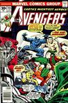 Cover for The Avengers (Marvel, 1963 series) #155 [Regular Edition]