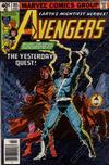 Cover Thumbnail for The Avengers (1963 series) #185 [Newsstand Edition]