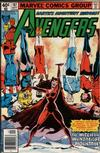 Cover Thumbnail for The Avengers (1963 series) #187 [Newsstand Edition]