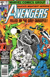 Cover Thumbnail for The Avengers (1963 series) #191 [Newsstand Edition]
