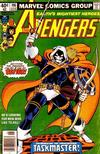 Cover Thumbnail for The Avengers (1963 series) #196 [Newsstand Edition]
