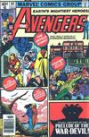 Cover Thumbnail for The Avengers (1963 series) #197 [Newsstand Edition]