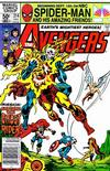 Cover Thumbnail for The Avengers (1963 series) #214 [Newsstand Edition]