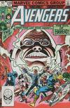 Cover Thumbnail for The Avengers (1963 series) #229