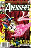 Cover Thumbnail for The Avengers (1963 series) #231 [Newsstand Edition]