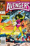 Cover Thumbnail for The Avengers (1963 series) #281 [Newsstand Edition]