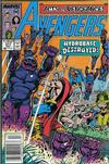 Cover Thumbnail for The Avengers (1963 series) #311 [Newsstand Edition]