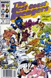 Cover Thumbnail for West Coast Avengers (1985 series) #28 [Newsstand Edition]