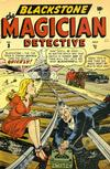 Cover for Blackstone the Magician (Marvel, 1948 series) #3