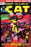 Cover for The Cat (Marvel, 1972 series) #1