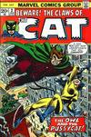 Cover for The Cat (Marvel, 1972 series) #2