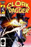 Cover Thumbnail for Cloak and Dagger (1985 series) #6 [Direct]