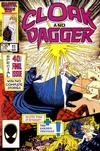 Cover for Cloak and Dagger (Marvel, 1985 series) #11 [Direct Edition]