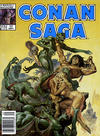 Cover for Conan Saga (Marvel, 1987 series) #17