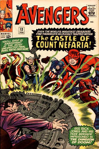 Cover Thumbnail for The Avengers (Marvel, 1963 series) #13