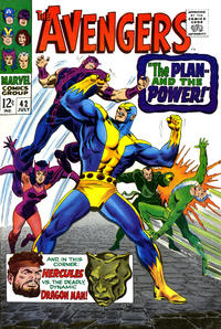 Cover Thumbnail for The Avengers (Marvel, 1963 series) #42