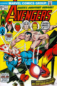 Cover Thumbnail for The Avengers (Marvel, 1963 series) #117 [Regular Edition]