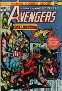 Cover Thumbnail for The Avengers (Marvel, 1963 series) #119