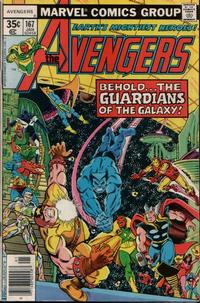 Cover Thumbnail for The Avengers (Marvel, 1963 series) #167