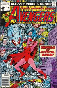 Cover Thumbnail for The Avengers (Marvel, 1963 series) #171