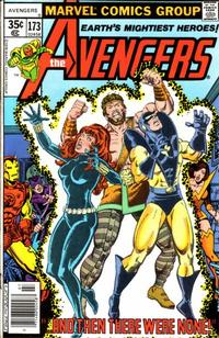Cover Thumbnail for The Avengers (Marvel, 1963 series) #173