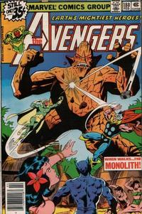 Cover Thumbnail for The Avengers (Marvel, 1963 series) #180 [Regular Edition]